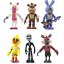 Indexbild 7 - Five Nights at Freddy's Action Figure Pack Set FNAF Nightmare Doll Toy Birthday
