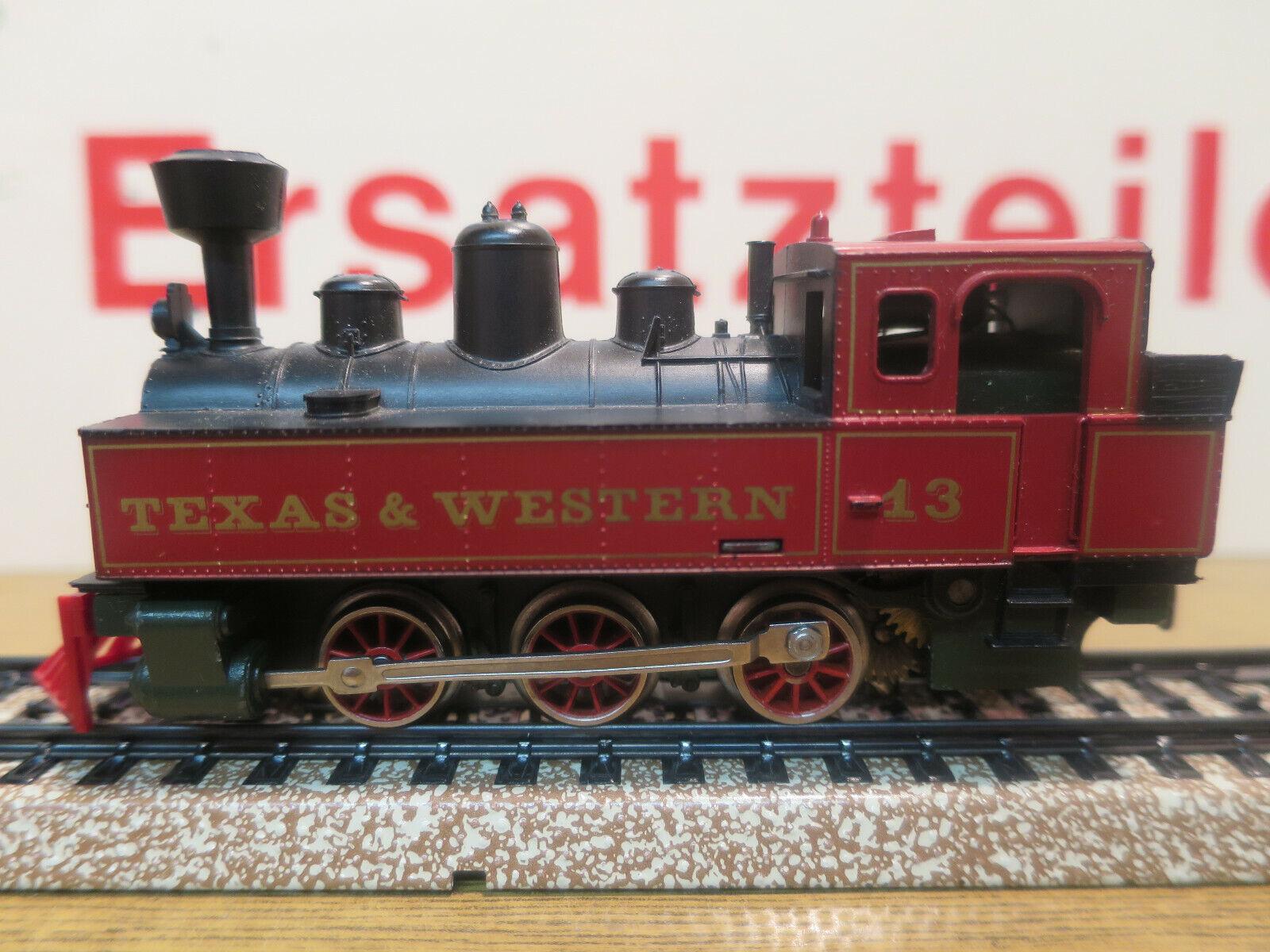 (MB) Märklin 3090 Western & Texas Minimal Pris Éprouvé en Parfaite Condition