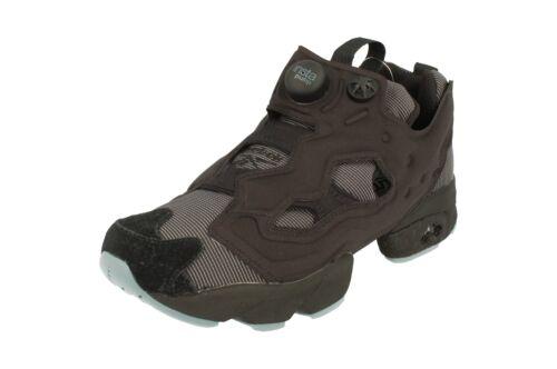 Bd1502 Homme De Mtp Instapump Baskets Reebok Fourrure Course Chaussure Pour 80xHq