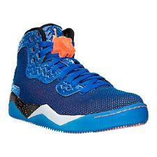 Nike Air Jordan Spike Forty PE Basketball Sneakers Blue Mens Size 10.5 NEW!