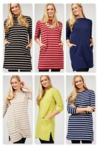 MarlaWynne-Tunic-with-Front-Pockets-Various-Sizes-Colours-BNWT