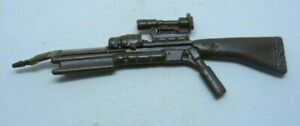 GI JOE 1986 ZANDAR RIFLE ONE DAY HANDLING