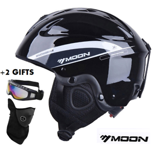 Ski Snowboard Helmet With Goggles+mask Gift Adult Sled Sport Safety  Windproof HQ  first-class service