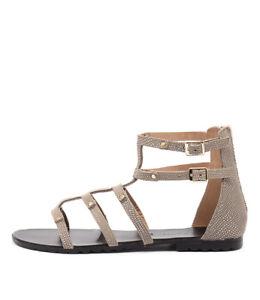 New Rossi Piatti Sandali Shoes Casual Valley Beige Maria Ma Womens PPqrwF