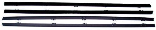 belt line molding 1967-1972 Chevrolet C /& K 10 20 30 truck window sweep seals