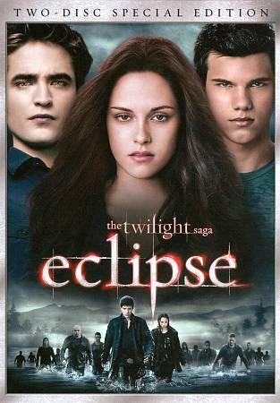 The Twilight Saga: Eclipse (DVD, 2010, Special Edition)