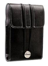 "Garmin ORIGINAL Stylish Black Case Sat Nav GPS Universal Carry Case 3.5"" / 4.3"""
