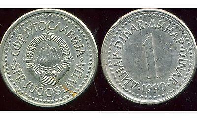 YOUGOSLAVIE  YUGOSLAVIA  10 para 1990 etat
