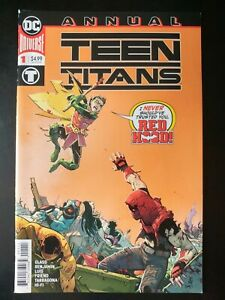 TEEN-TITANS-1a-Annual-2019-DC-Universe-Comics-VF-NM-Comics