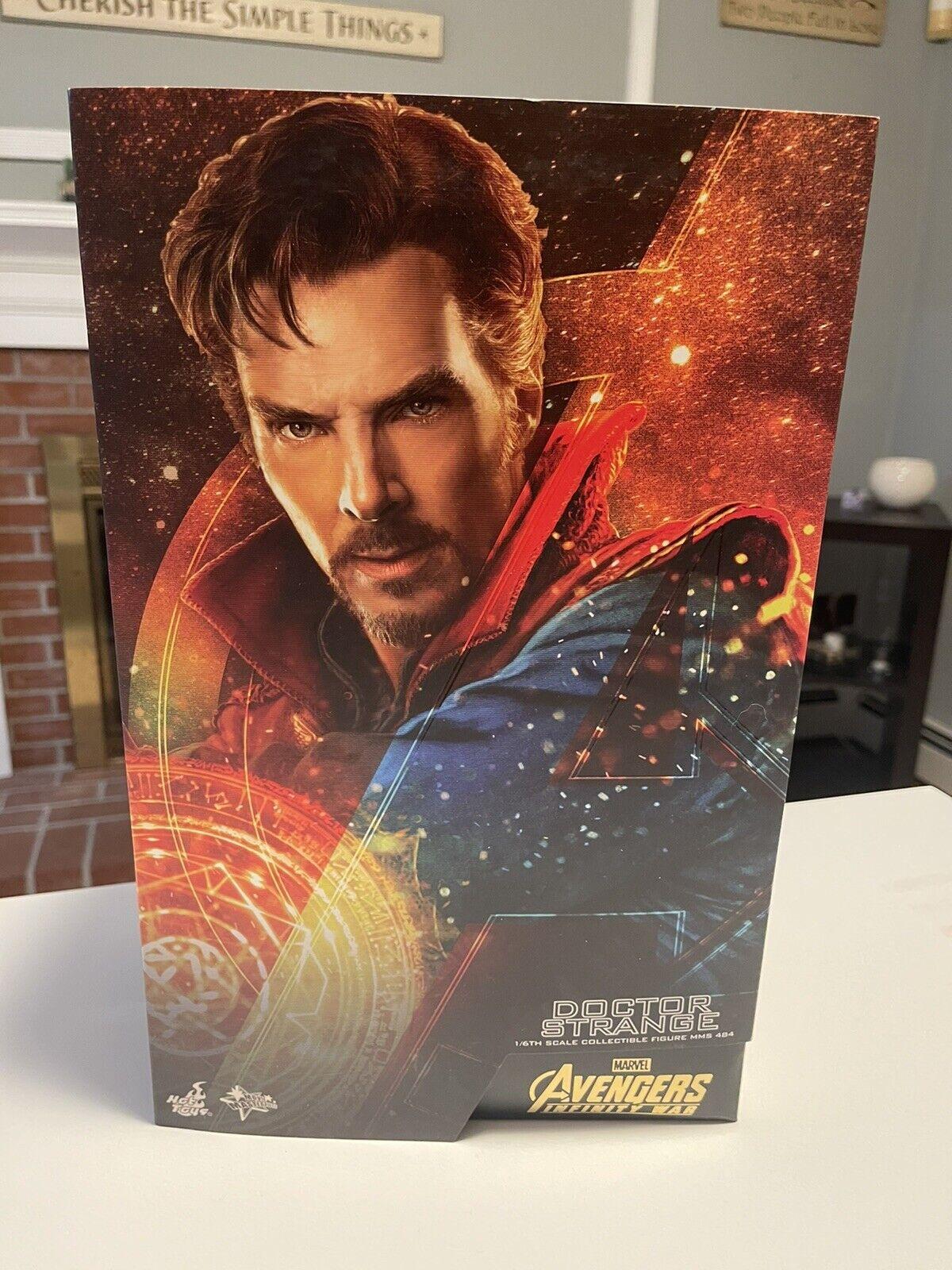 Hot Toys MMS484 Avengers 3: Infinity War - Doctor Strange Action Figure on eBay thumbnail