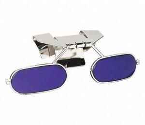 Uvex-32-08LFB8-0000-Half-Lens-Klip-Lifts-For-Hard-Hat-Visor-Cobalt-Blue-Shade-8