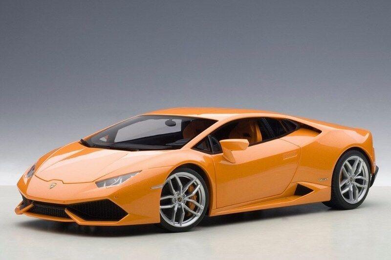 74603 Autoart 1 18 Lamborghini Huracan LP610-4 Orange