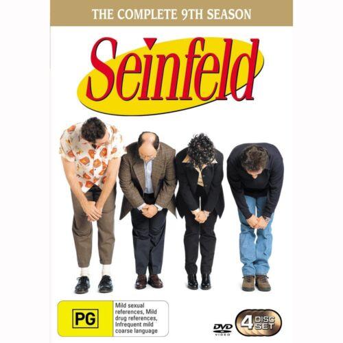 1 of 1 - SEINFELD SEASON 9 : NEW DVD