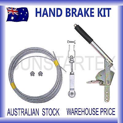 BRAND NEW Trailer Hand Brake Cable kit Electric Brake Camper