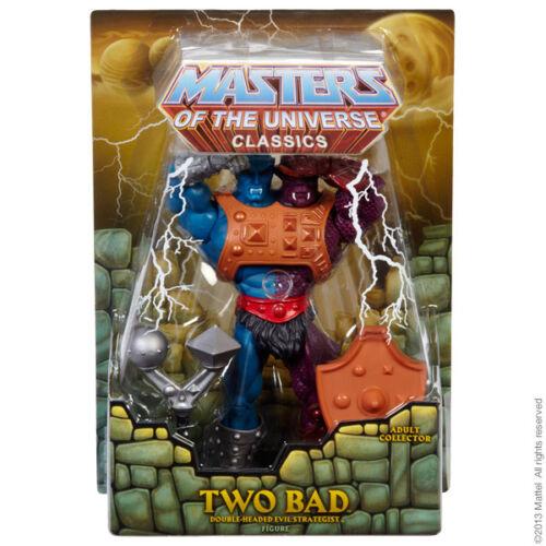 Pour Auspacker Two Bad 2014 Masters Of The Universe Classics Motuc Motu He Man