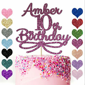 Personalised-Heart-Cake-Topper-Happy-Birthday-Party-Decoration-10th-13-16-18-21