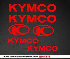 kymco moto pegatina 100% vinilo  sticker Aufkleber autocollant  MOTO  SPORT