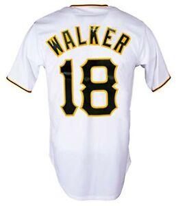 New-MLB-Neil-Walker-Pittsburg-18-Pirates-Majestic-Jersey-2XL-52-FREE-SHIPPING