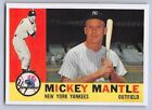 1960  MICKEY MANTLE - Topps