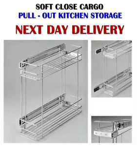 SOFT-CLOSE-CARGO-PULL-OUT-KITCHEN-STORAGE-150-mm-200-mm-W-2313