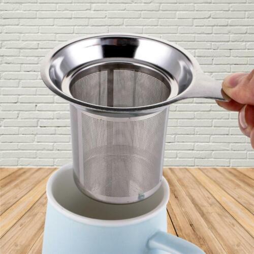 Infusor de malla Colador de té de acero inoxidable Pratical infusores de