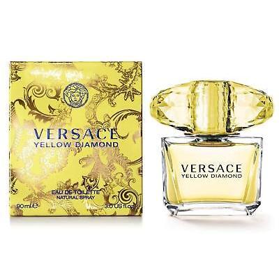 VERSACE YELLOW DIAMOND Perfume 3.0 oz women edt NEW IN BOX