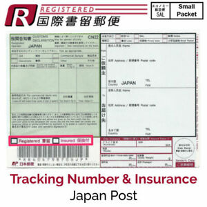 Tracking japan post