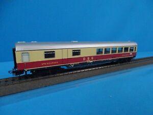 Marklin-4087-DB-TEE-IC-Coach-Red-Ivory-Speisewagen-OVP
