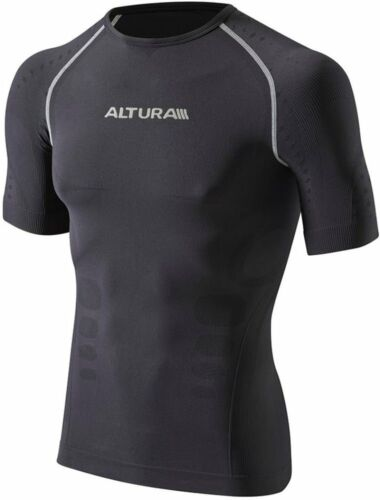 ALTURA Short or Long Sleeve Second Skin Base Layer Mens High Wicking Breathable