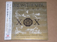 DREAM THEATER - SCORE: 20th ANNIVERSARY WORLD TOUR - 3 CD JAPAN