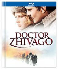 Doctor Zhivago 45th Anniversary Edi. (3 Disc Blu-ray DigiBook) - *BRAND NEW* OOP