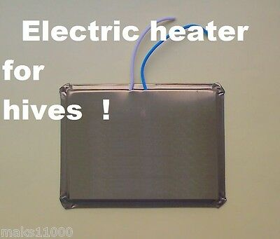 6 pcs NEW  electric heaters for hives - Beekeeping Equipment + to 15 kg of honey