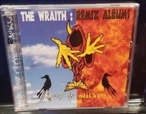 Insane Clown Posse - The Wraith : Remix Albums CD 1st Press ICP twiztid esham