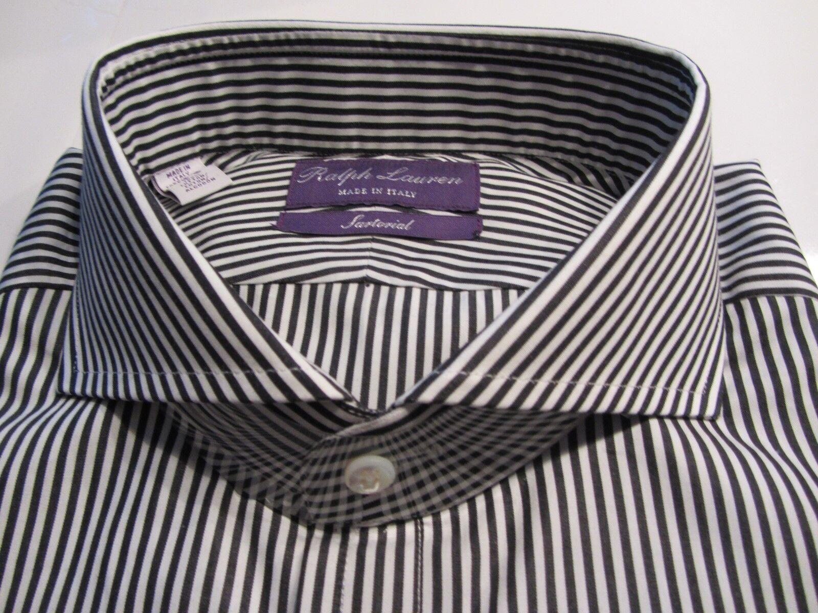 Ralph Lauren lila Label SARTORIAL 42  16,5    ABSOLUT ANSPRUCHSVOL   6277     | Günstige Preise