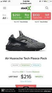 Tp Huaraches Fleece Nike Run Air nZtOaFFR