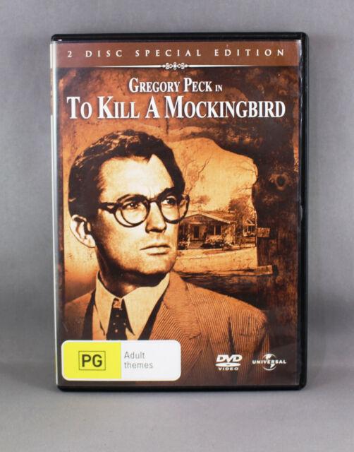 TO KILL A MOCKINGBIRD (DVD, 2006) R4 PAL - NEW/NOT SEALED
