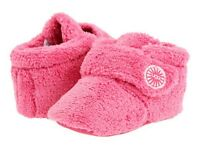 Ugg Australia Infant Bixbee Bubblegum Pink - Size 4/5 (12 - 18 Months)