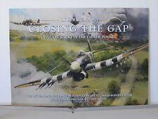 Closing the Gap RAF Typhoon Mk1b Falaise Gap Robert Taylor Aviation Art Brochure