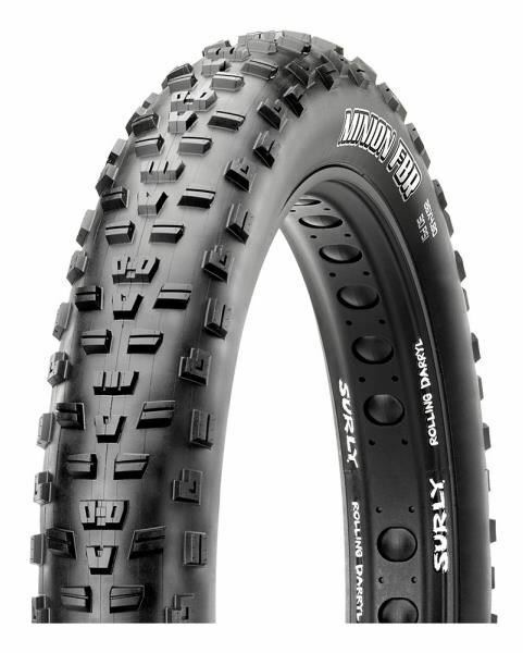 Maxxis  Minion FBR 27.5 x 3.80 60 TPI Folding Dual Compound tyre