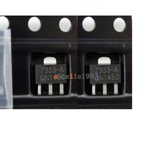 10PCS-HT7333-A-HT7333-3-3V-SOT-89-Low-Power-Consumption-LDO-Voltage-Regulator