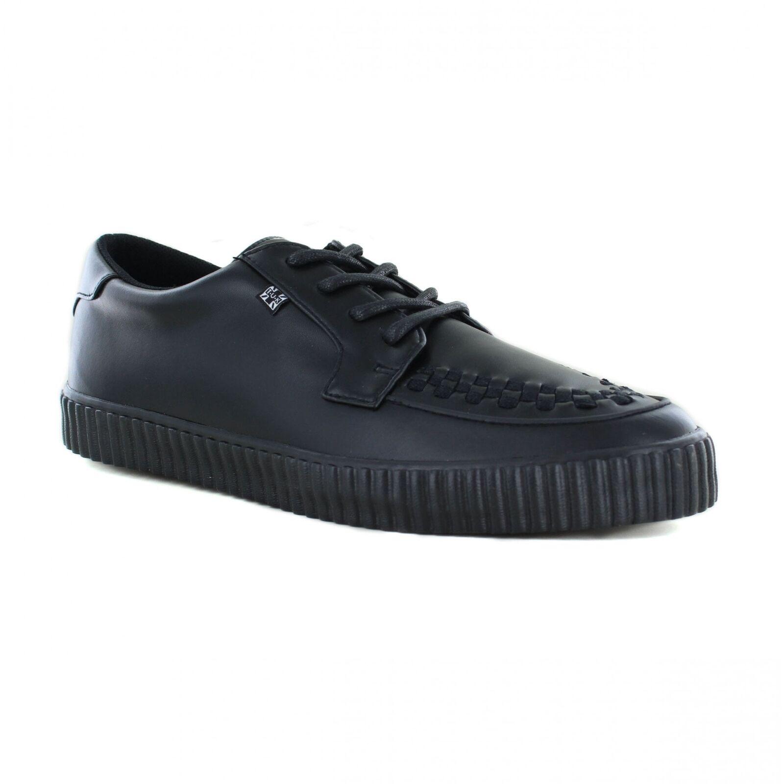 Tuk A9366 Unisex Vegano EZC ENREDADERA Zapatos-Negro