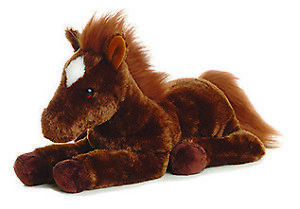 Aurora-World-Plush-Flopsie-DALLAS-the-Horse-12-inch-New-Stuffed-Animal-Toy