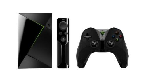 1 of 1 - NVIDIA SHIELD TV PRO 500GB (2017) Android Gaming TV Console