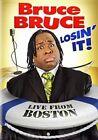 Losin It With Bruce Bruce DVD Region 1 883476030968