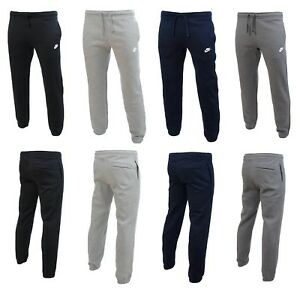5689876ee1b0cf Das Bild wird geladen Nike-hose-herren-trainingshose-sporthose-jogginghose -sweathose-fleece-