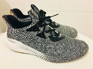 670fc005859d0 Adidas Men s Size 11 Alphabounce Aramis White Turtle Dove Sneakers ...