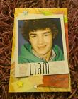 """One Direction 1D Liam Payne 6"""" x 4"""" Photo Card Photo Print 2012 Number 39"""