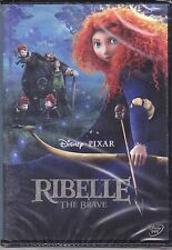 Dvd Disney **RIBELLE ♥ THE BRAVE** nuovo 2012