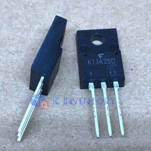 Lot of 10PCS K13A25D Encapsulation:TO220,