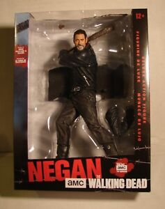 INSTOCK-NOW-McFarlane-Toys-10-034-AMC-TV-WALKING-DEAD-Negan-Deluxe-Action-Figure